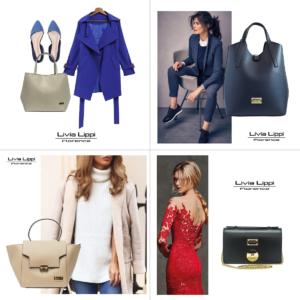 Livia Lippi, új táskák