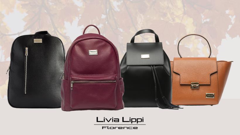 Livia Lippi bőrtáskák
